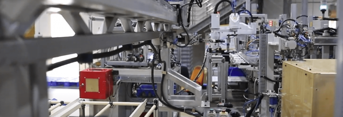 NextFirst improves productivity with Assembly line automation solutions