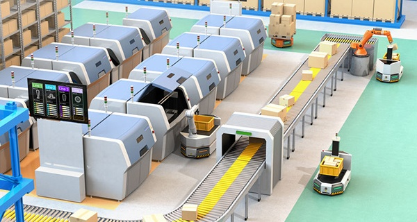 The smart warehousing for new-age supply chain and procurement