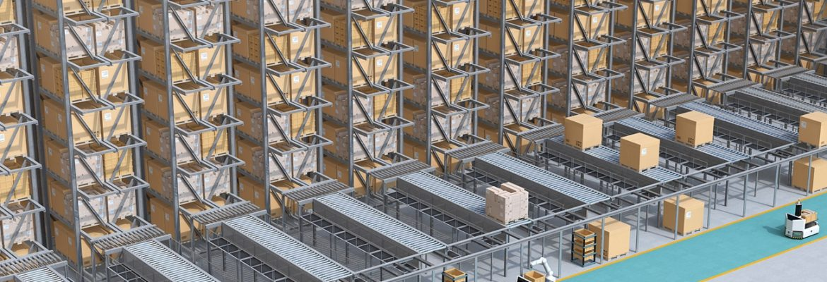 NextFirst warehouse automation solutions handles need for speed, flexibility and efficiency.