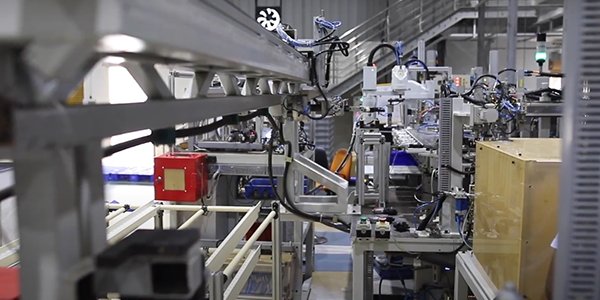 NextFirst's tailored automation solutions for assembling, testing and inspecting systems