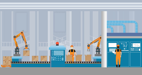 Automation of material handling systems